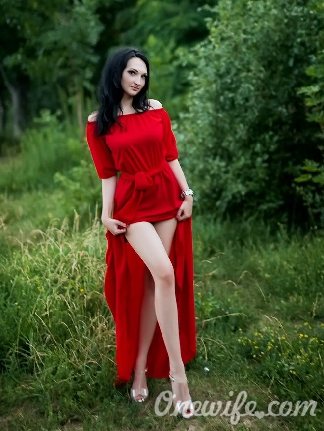 Russian bride Anastasiya from Pavlograd