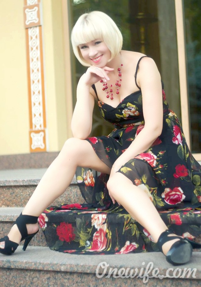 Russian bride Olga from Poltava