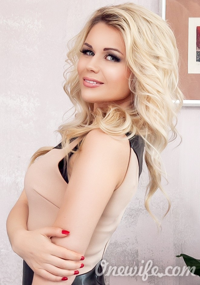 Russian bride Valentina from Kiev