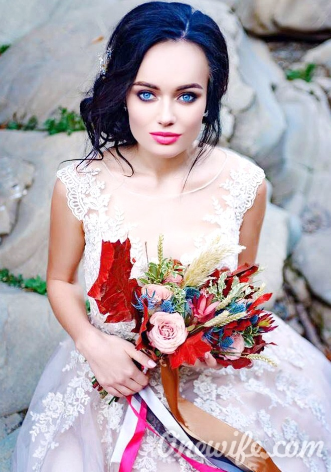Russian bride Anastasia from Kiev