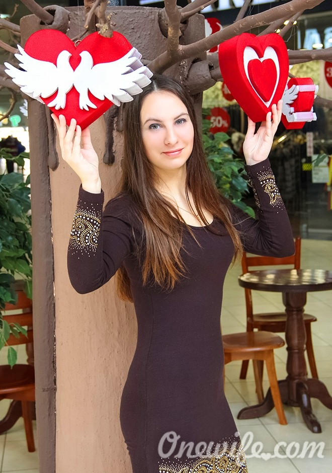Russian bride Irina from Kherson