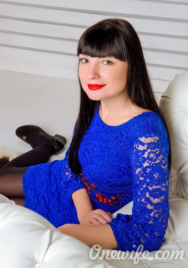 Russian bride Galina from Zaporozhye