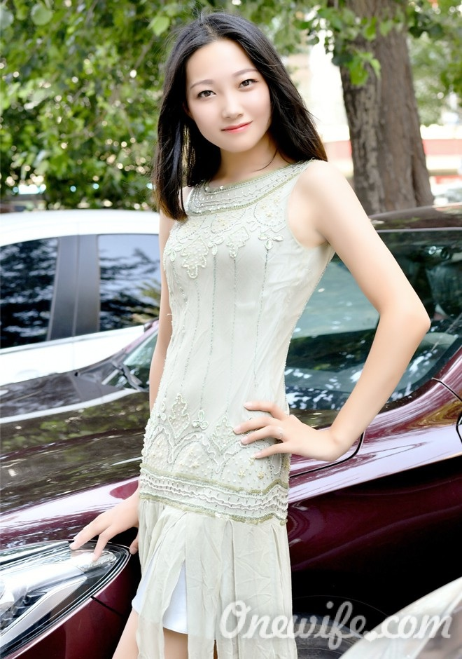 Russian bride Ning from Jilin City