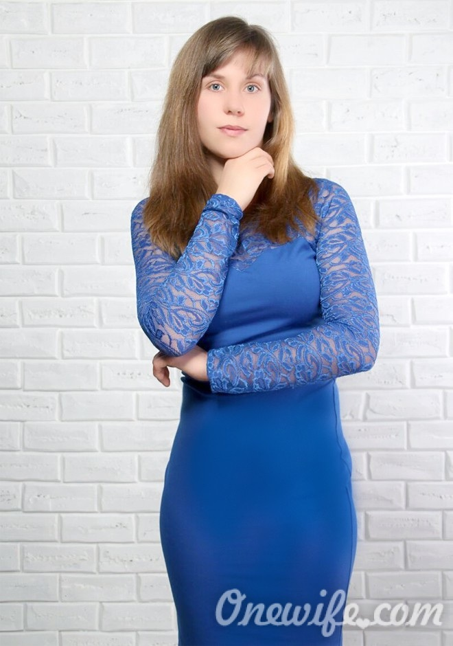 Russian bride Nataliya from Lugansk