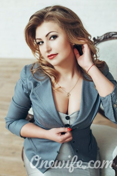 Russian bride Maria from Dnepropetrovsk