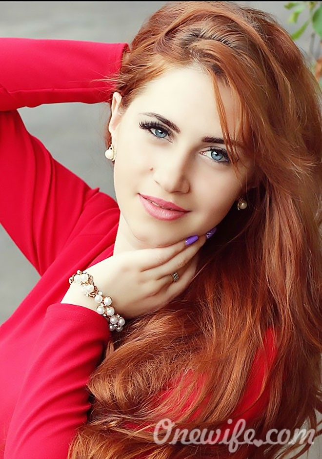 Russian bride Irina from Nikopol`