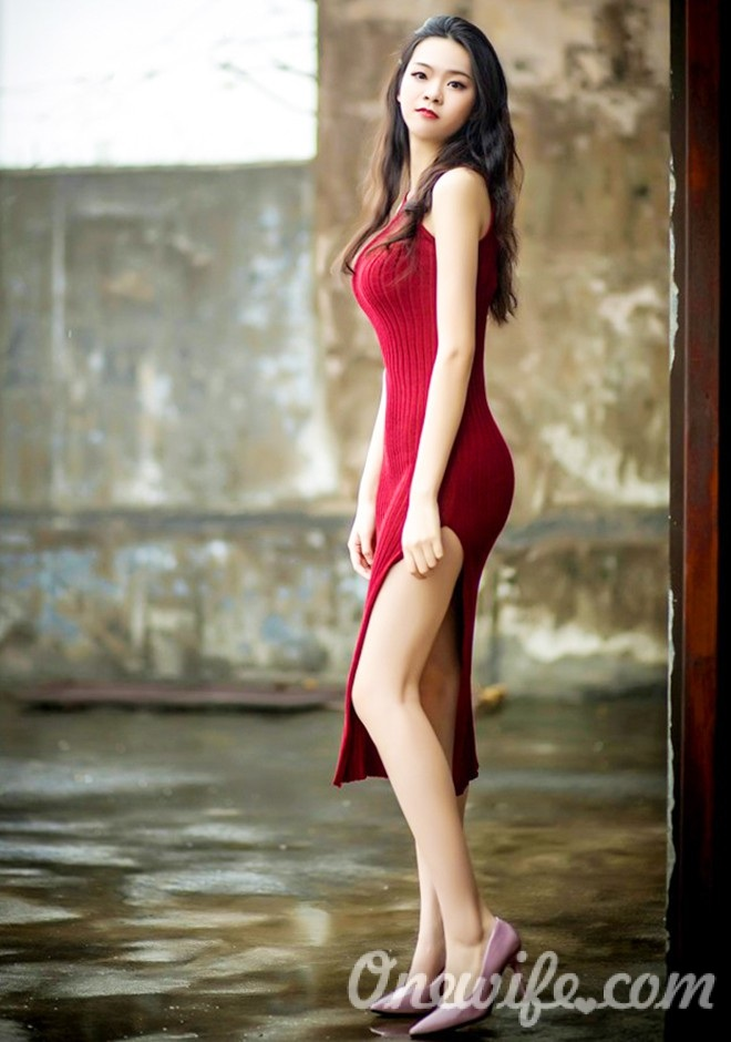 Russian bride Qizhen from Nanchang