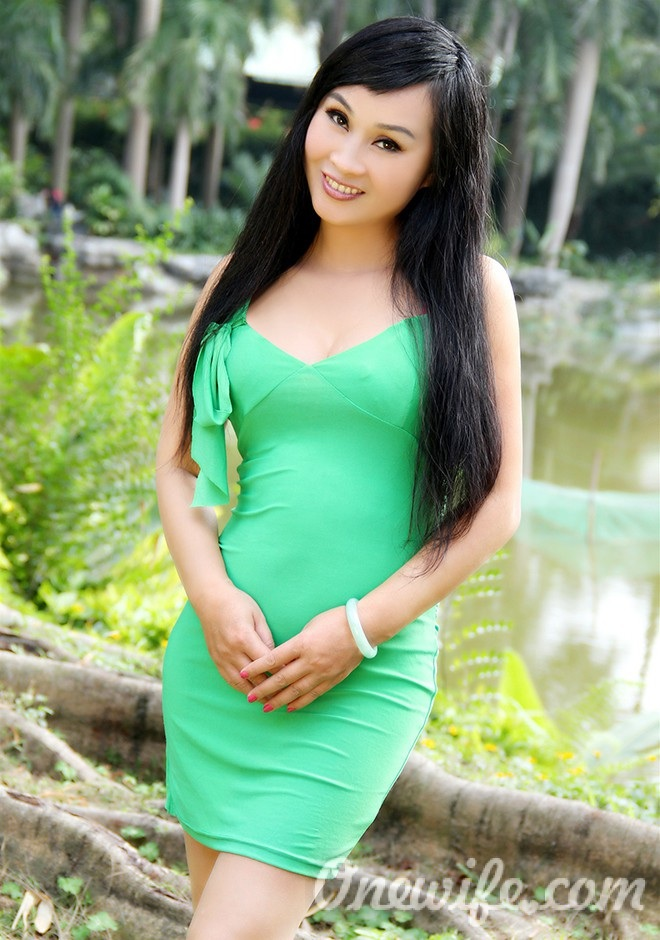 Russian bride Yunbi from Nanning
