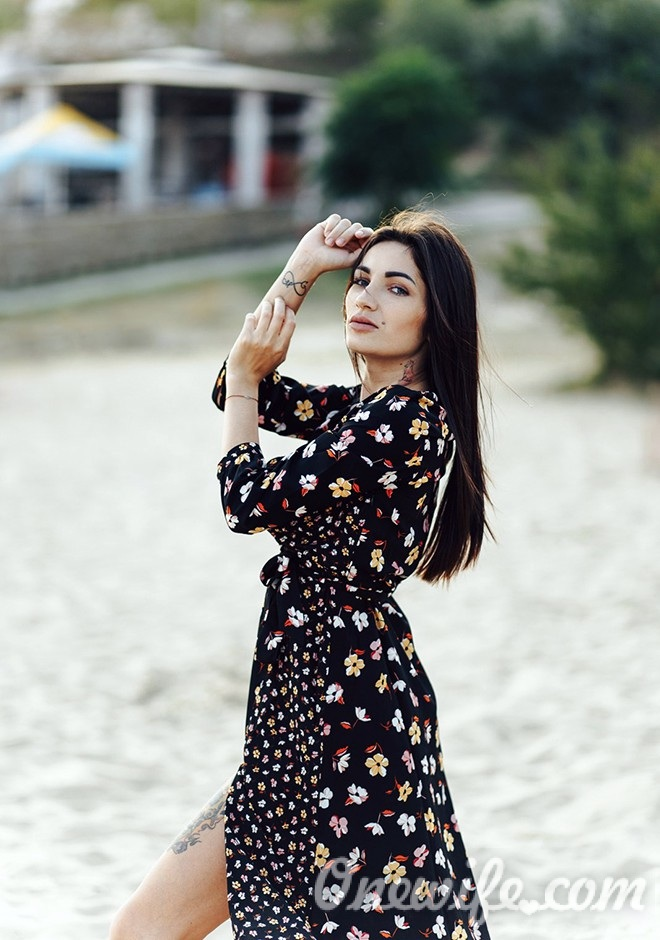Russian bride Maria from Kherson