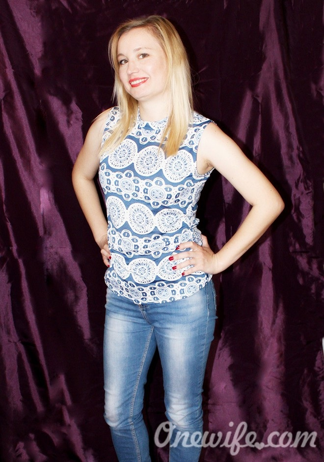 Russian bride Yuliya from Krasnodar
