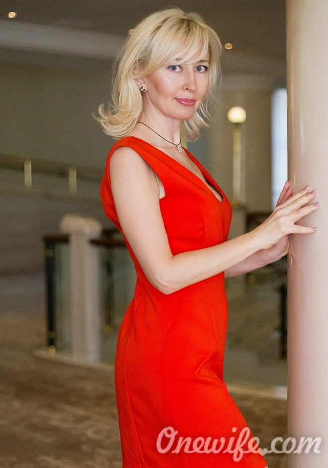 Russian bride Svetlana from Moscow