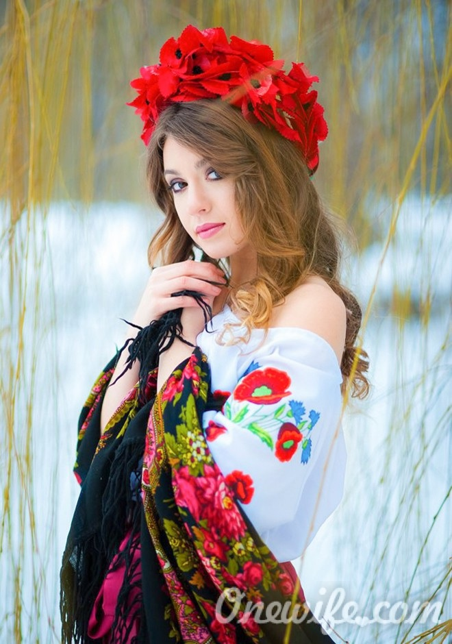 Russian bride Alina from Zaporizhia